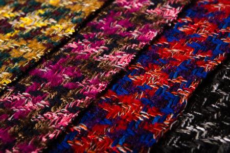gamme couleur tweed fantaisie