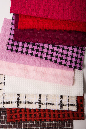 les tissus teints pièces vignette rectangulaire