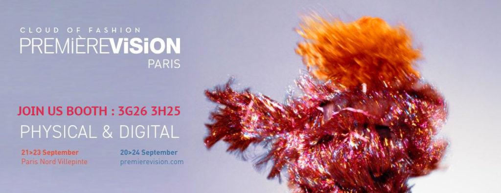 Salon PREMIERE VISION Paris