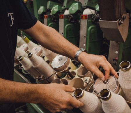cônes de fils techniques