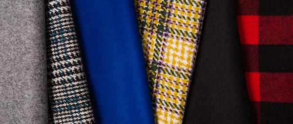 Les flanelles, cabans et draps de laine