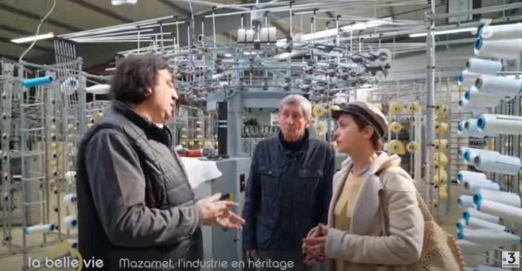 Extrait de l'émission Ô la belle vie à Mazamet –  France 3 Occitanie